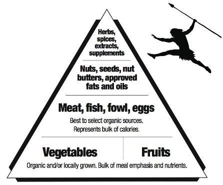 Primal Food Pyramid