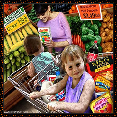 gmo foods grocery store