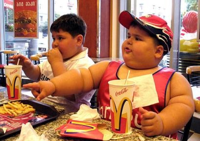 Fast Food Makes You Fat